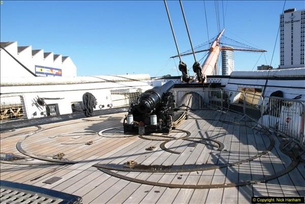 2013-10-10 Portsmouth Dockyard & Mary Rose.  (35)035