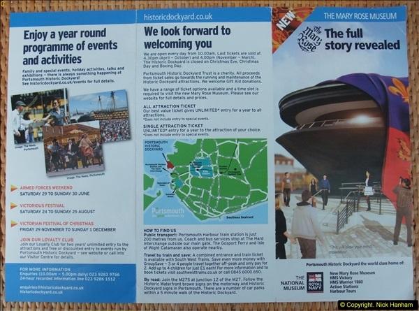 2013-10-10 Portsmouth Dockyard & Mary Rose.  (4)004