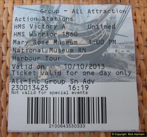 2013-10-10 Portsmouth Dockyard & Mary Rose.  (6)006