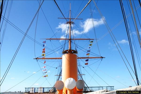 2013-10-10 Portsmouth Dockyard & Mary Rose.  (72)072