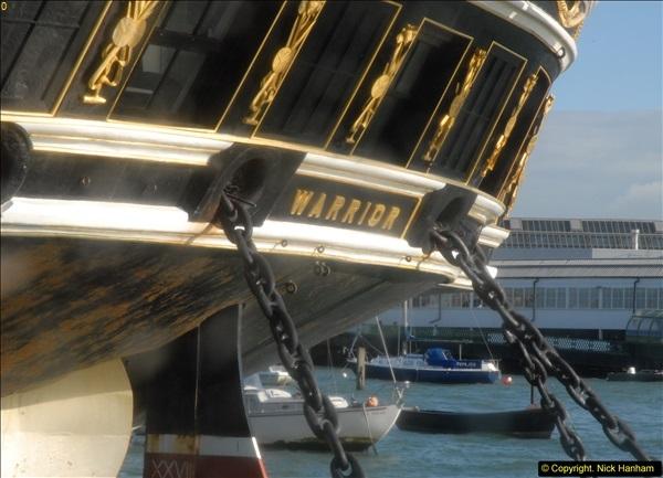 2013-10-10 Portsmouth Dockyard & Mary Rose.  (77)077