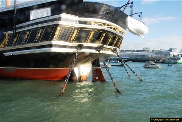 2013-10-10 Portsmouth Dockyard & Mary Rose.  (78)078