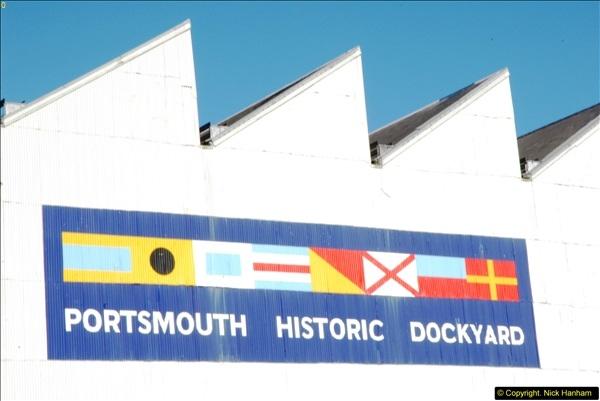 2013-10-10 Portsmouth Dockyard & Mary Rose.  (9)009