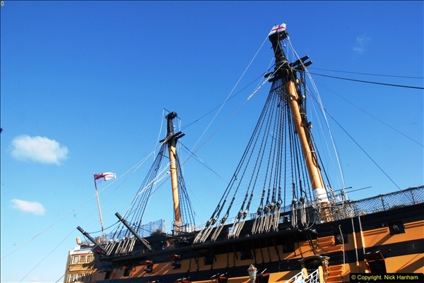 2013-10-10 Portsmouth Dockyard & Mary Rose.  (97)097