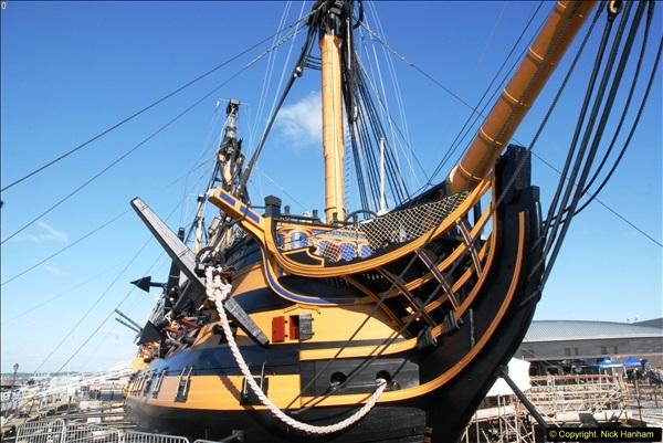2013-10-10 Portsmouth Dockyard & Mary Rose.  (98)098