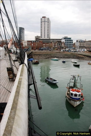 2014-03-26 Portsmouth Historic Dock Yard, Portsmouth, Hampshire.  (68)443