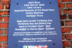 2013-10-10 Portsmouth Dockyard & Mary Rose.  (10)010