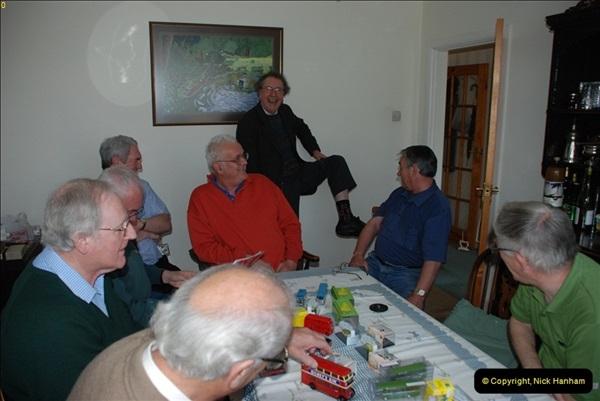 2009-04-19 Model Bus Group AGM Meeting.  (1)