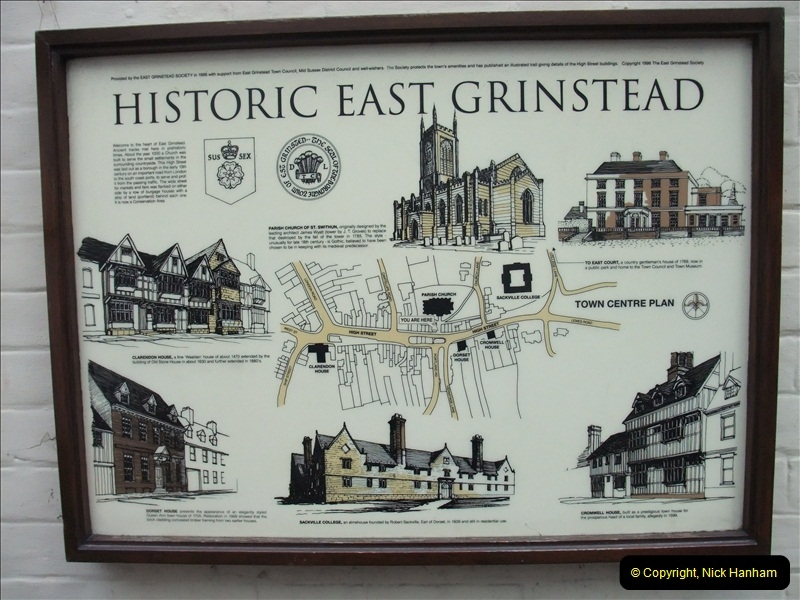 McIndoe and East Grinstead East-Sussex 21 September 2012