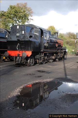 2016-11-10 Mid Hants Railway, Ropley Shed.  (10)044