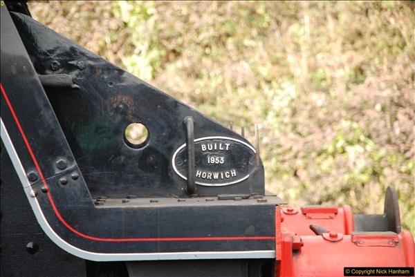 2016-11-10 Mid Hants Railway, Ropley Shed.  (15)049