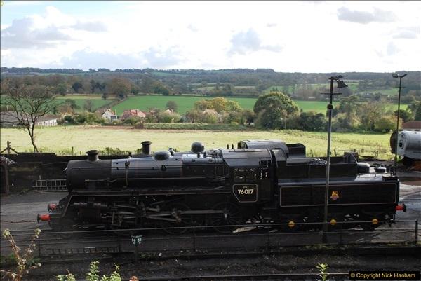 2016-11-10 Mid Hants Railway, Ropley Shed.  (5)039