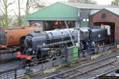 2016-11-10 Mid Hants Railway, Ropley Shed.  (1)035