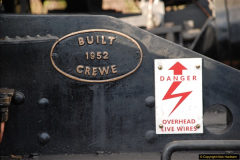2016-11-10 Mid Hants Railway, Ropley Shed.  (14)048