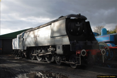2016-11-10 Mid Hants Railway, Ropley Shed.  (16)050