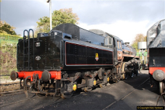 2016-11-10 Mid Hants Railway, Ropley Shed.  (17)051