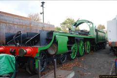 2016-11-10 Mid Hants Railway, Ropley Shed.  (19)053