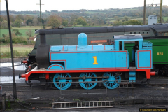 2016-11-10 Mid Hants Railway, Ropley Shed.  (2)036