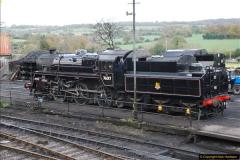 2016-11-10 Mid Hants Railway, Ropley Shed.  (3)037