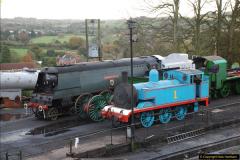 2016-11-10 Mid Hants Railway, Ropley Shed.  (4)038