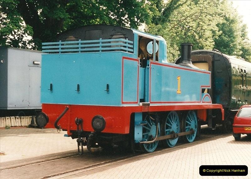 1999-05-15 The Mid Hants Railway.  (1)001