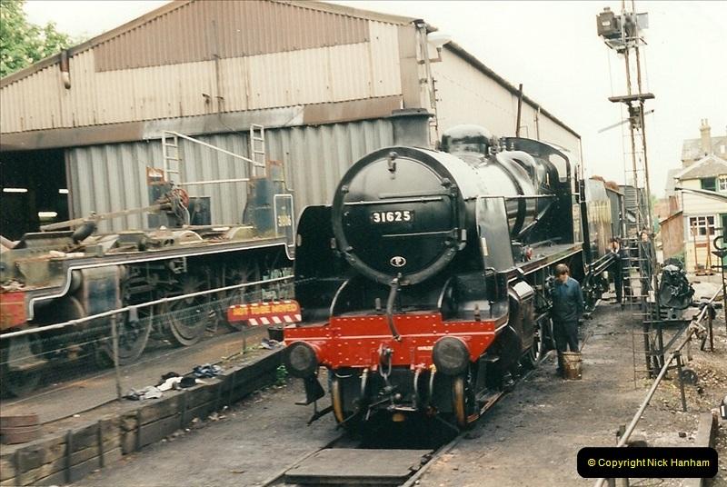 1999-05-15 The Mid Hants Railway.  (10)010