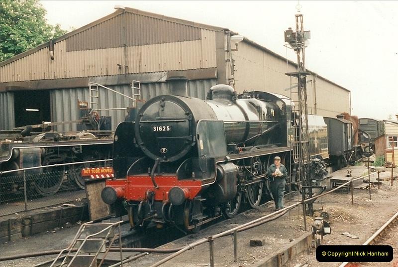 1999-05-15 The Mid Hants Railway.  (11)011