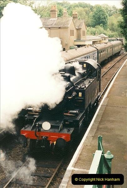 1999-05-15 The Mid Hants Railway.  (3)003
