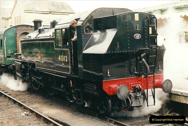 1999-05-15 The Mid Hants Railway.  (7)007