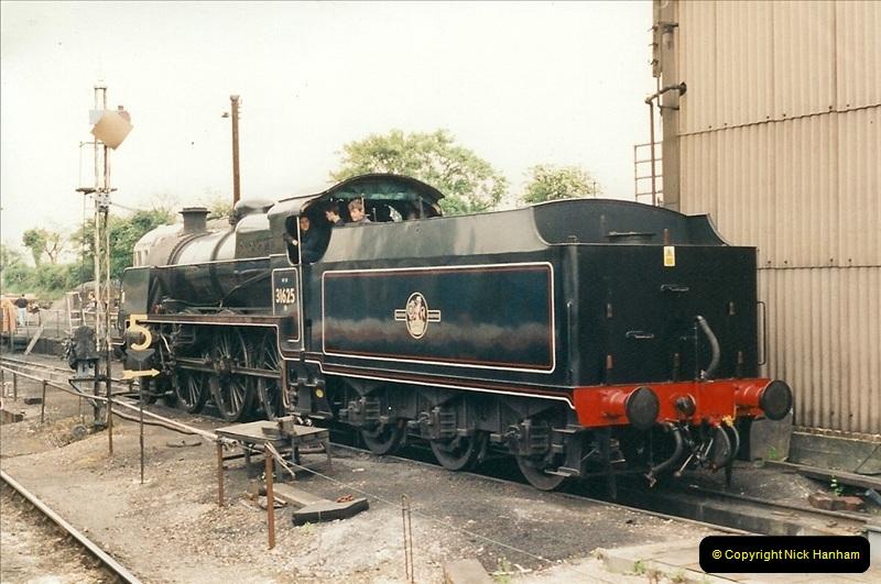1999-05-15 The Mid Hants Railway.  (9)009