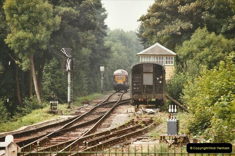 2003-08-12 Thomas week on the Mid Hants Railway.  (2)015