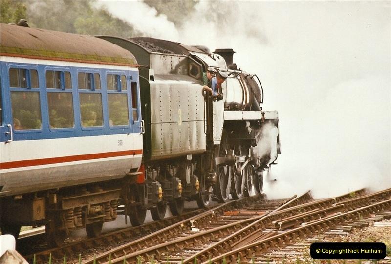 2003-08-12 Thomas week on the Mid Hants Railway.  (4)017