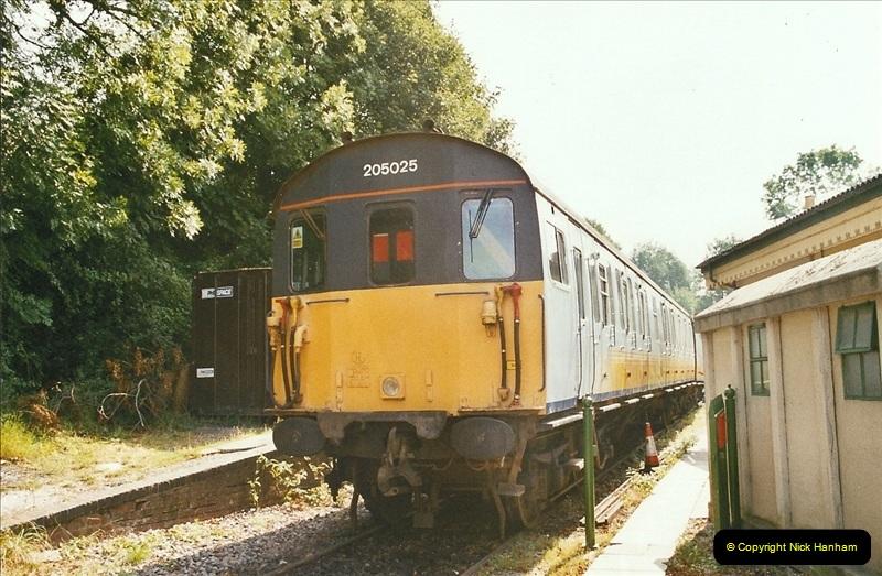 2004-08-02 The Mid Hants Railway.  (1)025