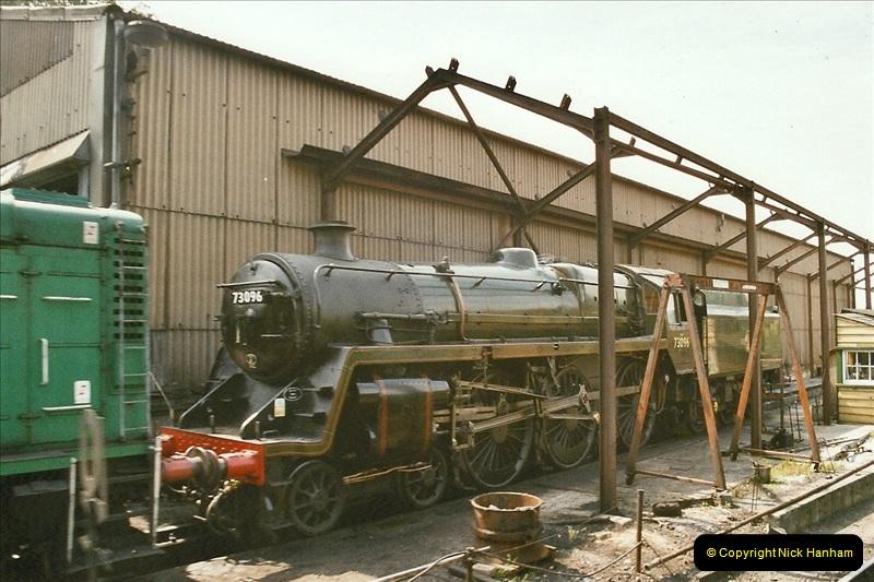 2004-08-02 The Mid Hants Railway.  (11)035