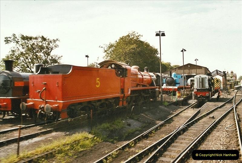 2004-08-02 The Mid Hants Railway.  (13)037