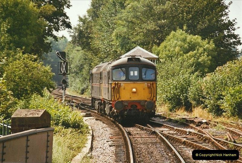 2004-08-02 The Mid Hants Railway.  (14)038