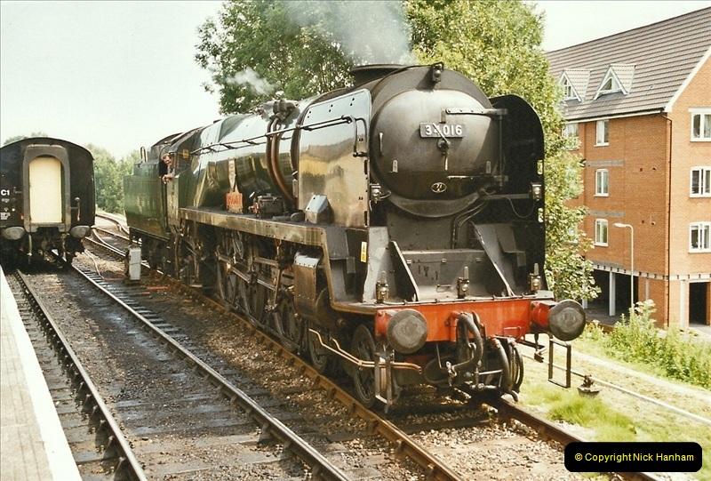 2004-08-02 The Mid Hants Railway.  (16)040