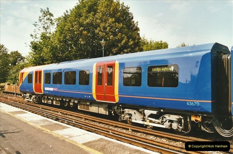 2004-08-02 The Mid Hants Railway.  (17)041