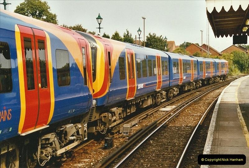 2004-08-02 The Mid Hants Railway.  (18)042