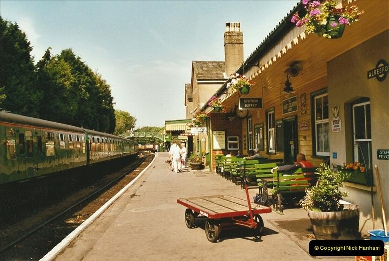 2004-08-02 The Mid Hants Railway.  (2)026