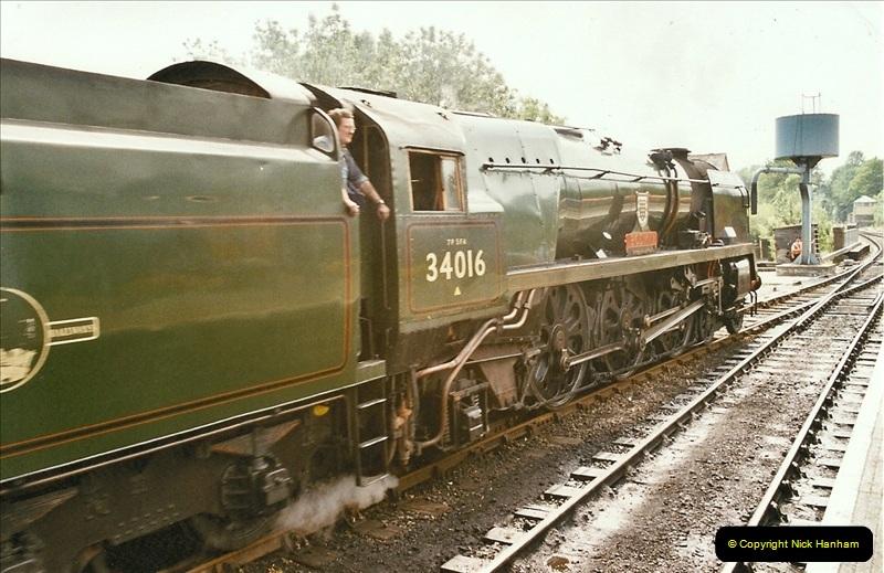 2004-08-02 The Mid Hants Railway.  (21)045
