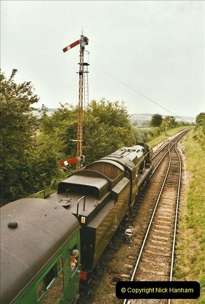2004-08-02 The Mid Hants Railway.  (26)050