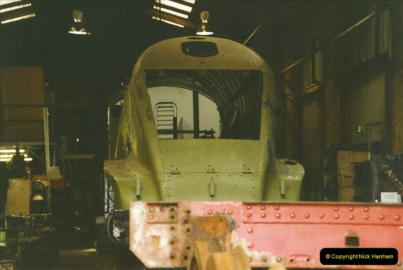 2004-08-02 The Mid Hants Railway.  (27)051