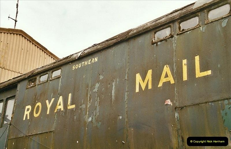 2004-08-02 The Mid Hants Railway.  (30)054