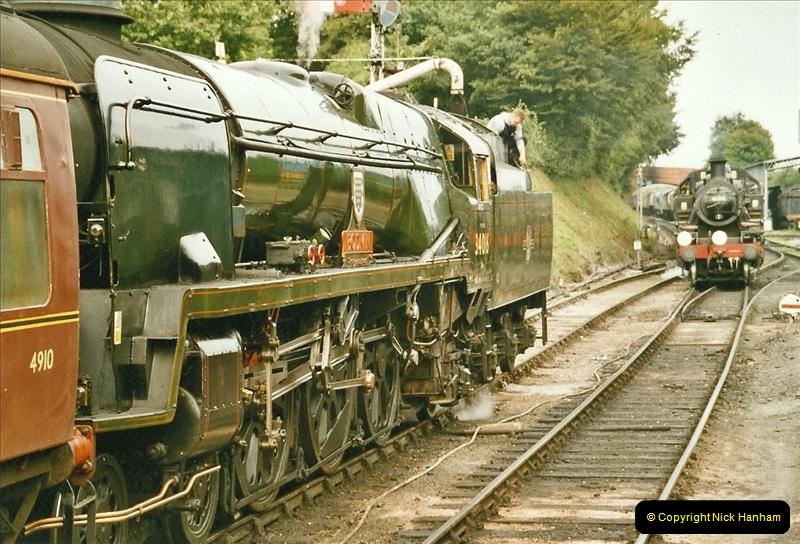 2004-08-02 The Mid Hants Railway.  (33)057