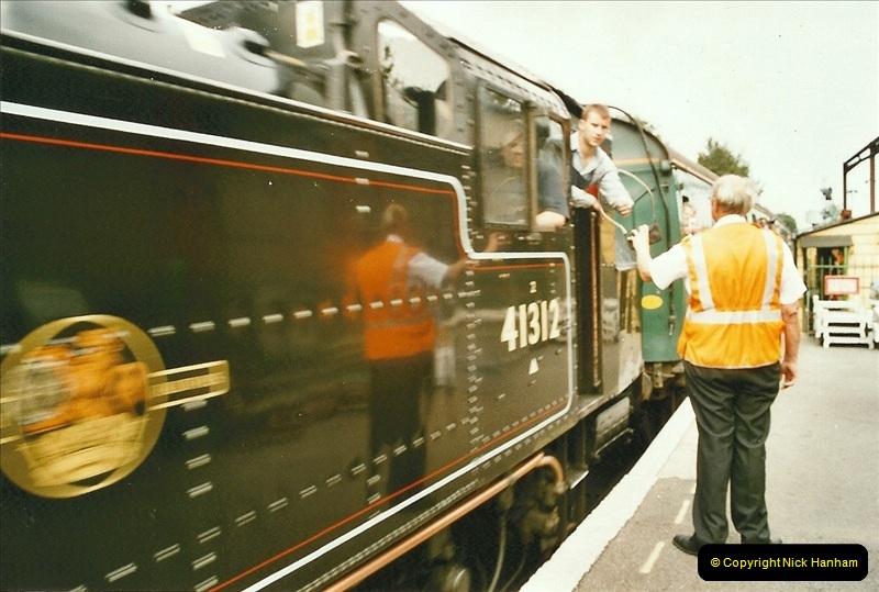 2004-08-02 The Mid Hants Railway.  (35)059