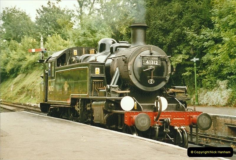 2004-08-02 The Mid Hants Railway.  (36)060