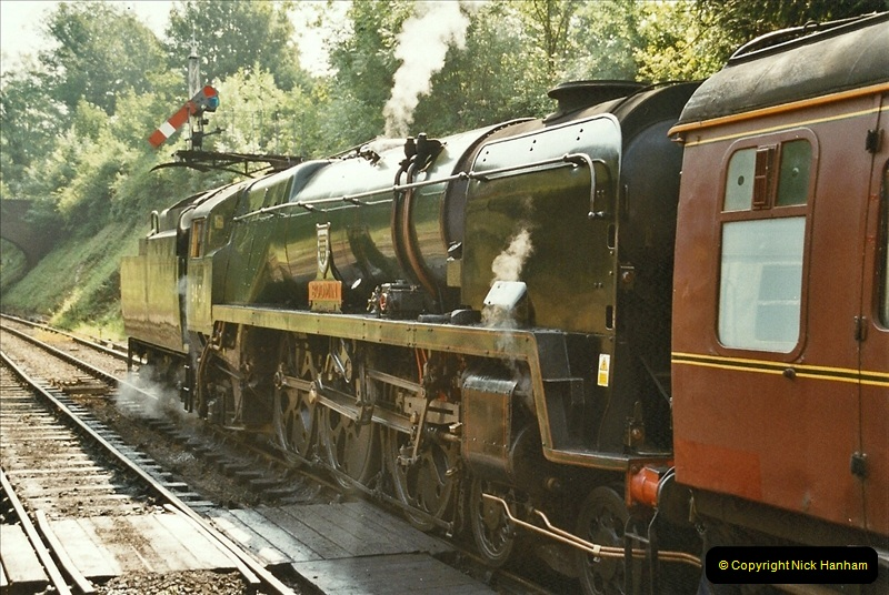2004-08-02 The Mid Hants Railway.  (7)031