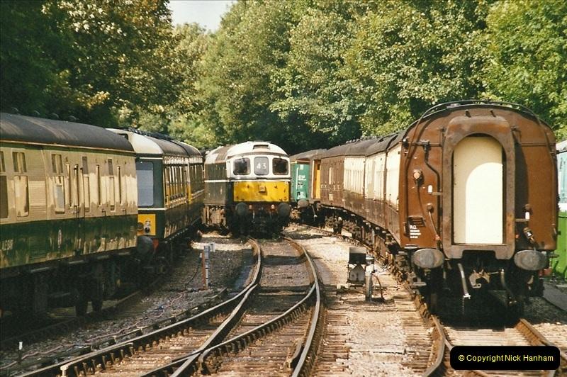 2004-08-02 The Mid Hants Railway.  (9)033