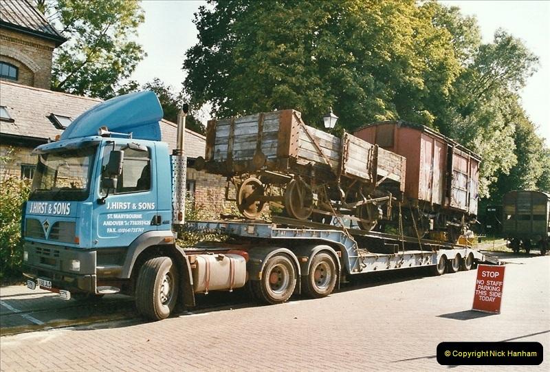 2004-09-08 The Mid Hants Railway.  (1)061